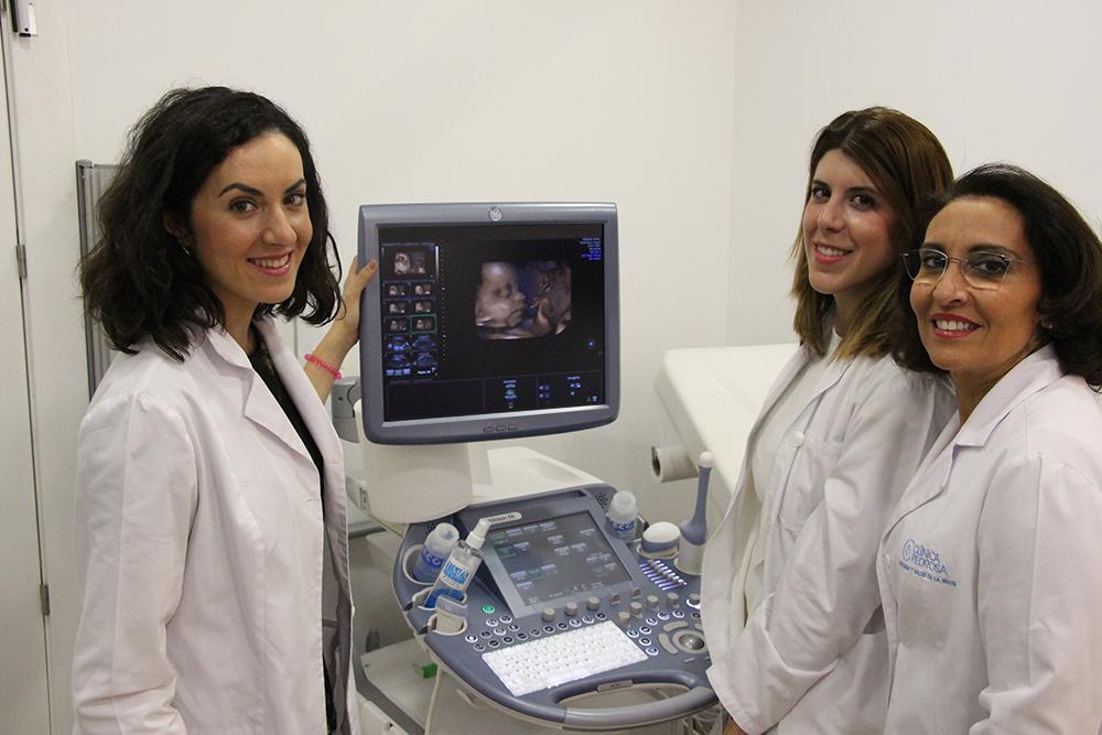 Control del embarazo normal y de alto riesgo en obstetricia